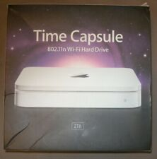 Apple A1409 Time Capsule wifi router and 2TB network hard drive