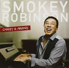 SMOKEY ROBINSON - SMOKEY & FRIENDS [DIGIPAK] NEW CD
