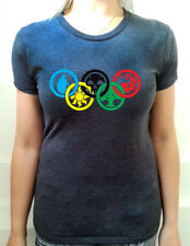 MTG Magic The Gathering colours of Magic Olympics Women's Triblend T-shirt