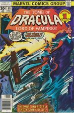 Tomb of Dracula #60. Sep 1977. Marvel. FN.