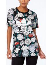 adidas Originals Women's Boyfriend Floral T-Shirt X-Small  (NWT)