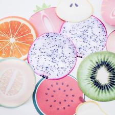 Cartoon Fruit Memo Sticker Bookmark Post IT Marker Flag Index Tab Sticky Notes
