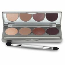 Colorescience Pressed Mineral Eye Shadow Palette - 4 Shades - Timeless Neutrals