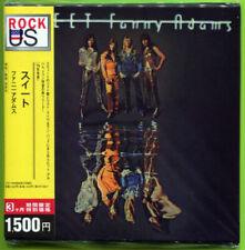 SWEET - SWEET FANNY ADAMS ( MINI LP AUDIO CD with OBI ) Brian Connolly