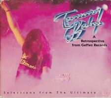 TOMMY BOLIN The Ultimate [Sampler] CD 1989 RARE USA PROMO James Gang*Deep Purple