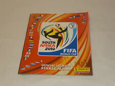 Panini WM 2010 South Africa komplett / complete Album, Version international