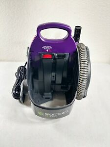 BISSELL SpotClean Pet Pro Portable Carpet Cleaner 2458. Main Body and Hose Only.