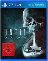 Until Dawn Ps4 (Sony PlayStation 4) NEUWARE