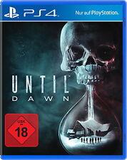 Until dawn versione tedesca ps4 (Sony Playstation 4) MERCE NUOVA SIGILLATO
