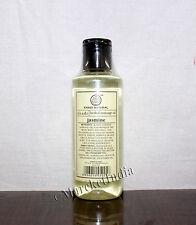 Khadi Jasmine Massage Oil It is An Ayurvedic Product Natural Goodness-210ml