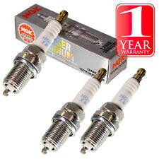 NGK Laser Iridium Spark Plugs (x3) IZFR6H11 4294 BMW 3 Series 318i 318 Ci 318 Ti