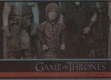 Game of Thrones Season 1 - #18 Base Parallel Foil Card