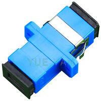 3 PCS SC to SC Simplex SM / Single Mode Fiber Optic Connector Adapter Coupler