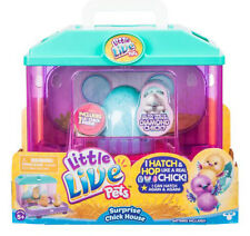 Little Live Pets sorpresa PULCINO CASA, bambini divertente giocattolo elettronico AMICO Play Set -