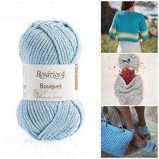 Super Bulky Chunky Yarn Knitting & Crochet Organic Cotton Macrame Needlepoint
