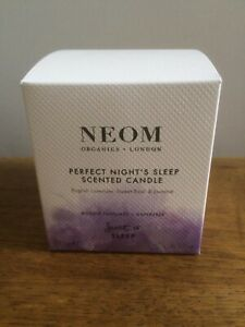 NEOM Perfect Night's Sleep Candle 185g - BNIB.