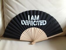I AM DEFECTED IN THE HOUSE Hand FAN Limited Edition for hot summer days!
