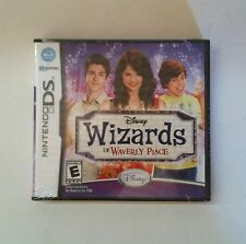 Wizards Of Waverly Place NINTENDO DS Lite DSi XL 3DS 2DS BRAND NEW SEALED