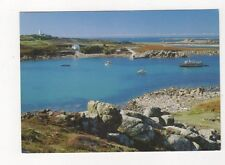 Port Conger St Agnes Isles Of Scilly 1997 Postcard 901a