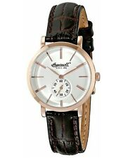 INGERSOLL Springfield INQ025WHRS Rose Gold Women's Wristwatch New RRP - £175