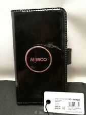 Mimco Flip Case For IPhone 6/6S/7/8 - Black/Rose/Gold