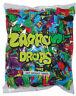 Zappo Drops x 240 Sour Assorted Chews 1kg Candy Buffet Party Favors Bulk Lollies