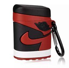 Nike Air Jordan 1 Apple AirPod Silicone Case