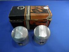 NOS BSA A65 Pistons  Hepolite Standard bore      Lightning        P31