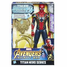Marvel Avengers Infinity War TITAN Hero Power FX Iron Spider 29cm Figure