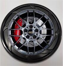 WHEELCHAIR & POWERCHAIR MINI SPOKE GUARDS chrome wheel effect