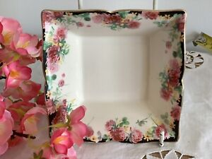 Royal Doulton ~ Clover ~ Trinket / Sweet Dish ~ Made in England ~ 1930s ~ D5974