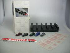 AA790-0,5# Herpa H0 Set 100 Jahre Automobil Daimler Benz 1886-1986, OVP