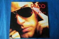 """FALCO """" WIENER BLUT """" MAXI SINGLE 45 RPM 1988 TELDEC  NUOVO"""