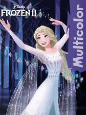 FROZEN II - Anna und Elsa - Multicolor Malbuch von Disney Enterprises #598469