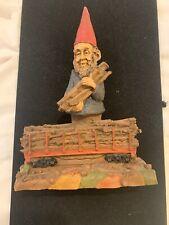 Tom Clark Gnome Lumberjack 1988~ #1938 Hand Signed, Retired, Clean