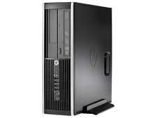 HP Compaq Pro 6300 SSF (250GB, Intel Pentium Dual-Core, 2.8GHz, 4GB) PC Desktop