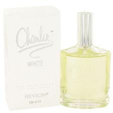 Charlie White Perfume By REVLON FOR WOMEN 3.4 oz Eau De Toilette Spray 417456