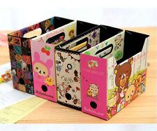 New 1 pc Rilakkuma/Sentimental Circus small paper box cute San-X kawaii