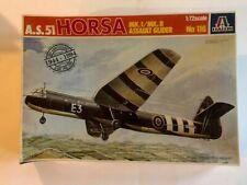 Italeri Horsa Assault Glider, 1:72 scale, new-never opened