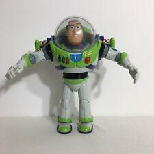 Vintage Toy Story Talking Buzz Lightyear Doll Disney Pixar Thinkway Toys
