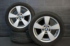 Original BMW 5er e60 e61 X-Drive et 43 Jantes en Alliage D'Été 225 50 r17 9