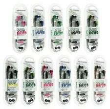 NEW Skullcandy Super Sound Ink'd 2.0 IN-EAR Earbuds Headphones remote With MIC
