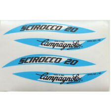 Campagnolo Scirocco 20 decals Delta C-Record era one wheel only