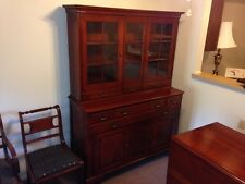 Vintage Cherry Dining Room Furniture (made by Willett Furniture Company)