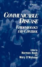 Communicable Disease : Epidemiology and Control (1998, Hardcover)
