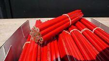 Antiquité Scolaire Ecole Fagot de 12 Crayons à Papier pour Écolier Neufs 1960