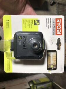 Ryobi Phone Works ES1600 Crosshair Laser Level Best Buy Newest