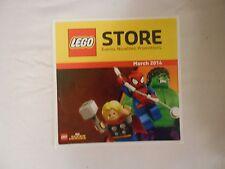 LEGO newsletter negozio 3/14