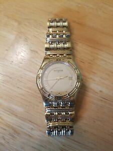 Wittnauer Mens Gold Watch