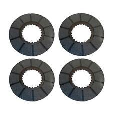 Four 4 Brake Discs Fits Case Tractors 400rc 730 830 930 1030